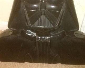 Vintage Darth Vader Collectors Case