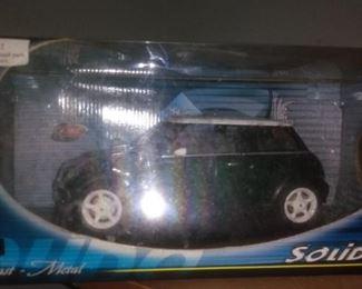 2001 Solido Mini Cooper