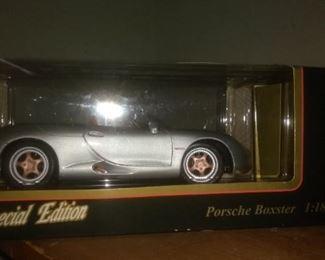 Special Edition Porsche Boxster 1;18