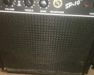 SP-10 Amplifier