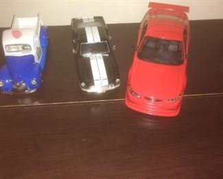 More Die Cast Cars
