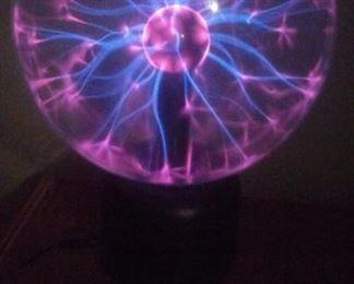 Electrostatic Crystal Ball