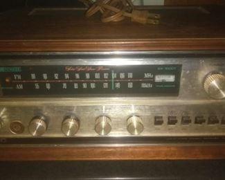 Vintage Pioneer SX-1500T