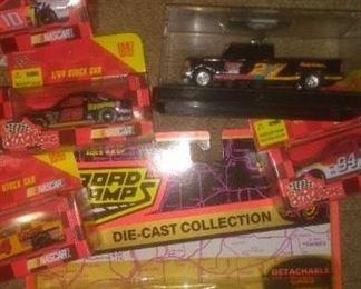 1997 Nascar Cars in Box