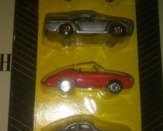 1995 Maisto Porsche 5 Pack