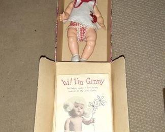 Vintage Vouge Doll