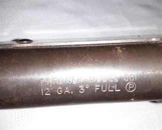 Pardoner Shotgun Model SB1