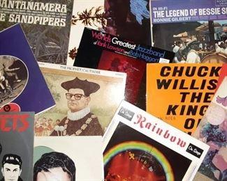 Rainbow, Chuck Willis, Bessie Smith, Eagles, Art Rock, 60'sPsyche Rock