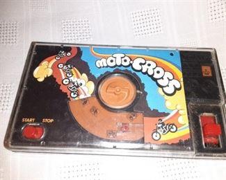 Moto Cross Toy