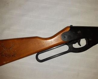 Vintage Buck BB Gun