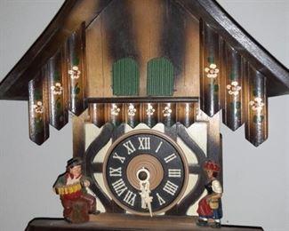 Vintage German Koo Koo Clock