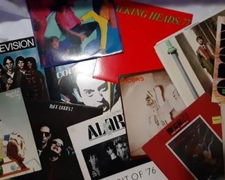 Television, The Alarm, Best of Crow, Talking Heads Rollings Stones and more...