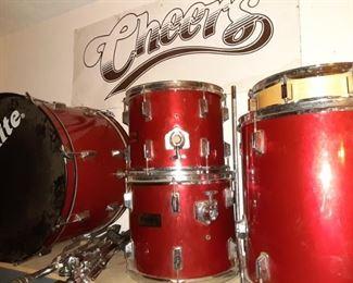 Vintage Drumset