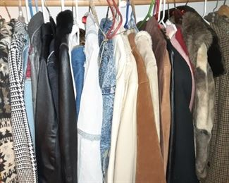 More Vintage Women's Coats All Many Styles and Sizes
