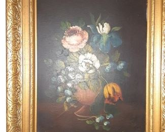 Oil Painting by Ruggeri