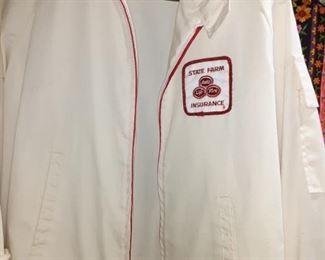 Vintage State Farm Jacket
