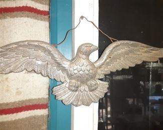 Vintage Metal Eagle