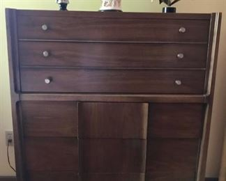 Mid Century Modern Chest by American of Martinsville