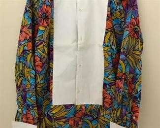 Vintage Men's Tux Shirt and more...