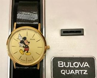 Micky Mouse Watch in Excellent Condition