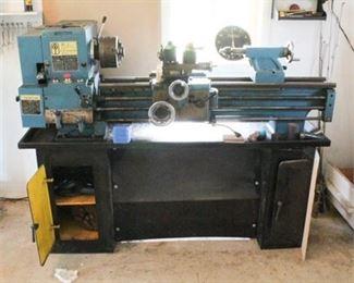 Lot 004  Smithy Co. BZ - 239 Gap Bed Lathe
