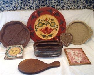 Ceramics and folk art