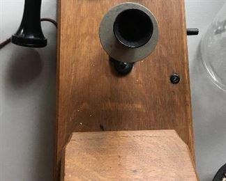 Antique Stromberg-Carlson Telephone