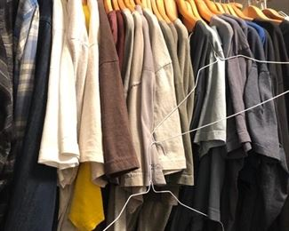 Men's & women's clothes