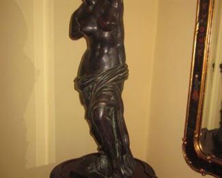 Maitland Smith Statue