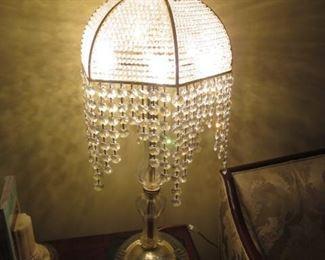 Pair Stunning Lamps
