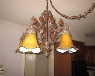 Hanging Murano Glass Lighting