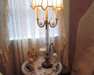 Italian Marble to Tables / Lighting
