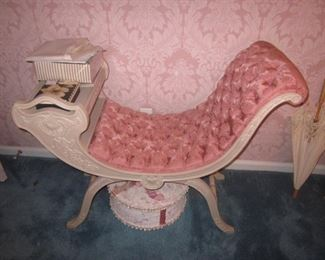 Gossip Chair/Lounge/Telephone Lounge