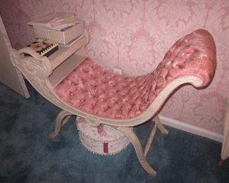 Gossip Chair/Lounge/Telephone Lounge