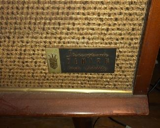 Stereo $20