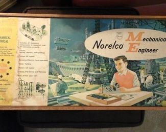 Vintage Norco Mechanical Engineer