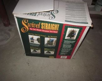 Swivel Christmas Tree Stand