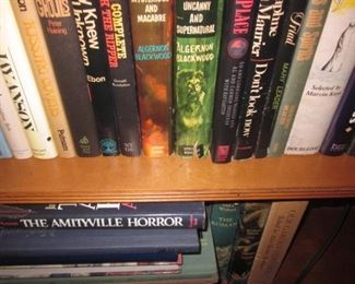 Lovecraft Books Hardy Boys Book Collection August Derleth Books So Many Other Book Collections Some First edition Books Harry Potter Series with a First edition