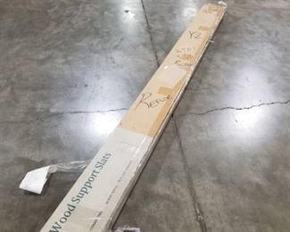Bed Slats Solid Wood Vertical Support Slats/bunkie Board