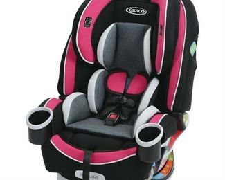 Graco 4Ever All In One Car Seat (Pink)