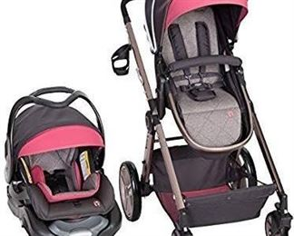 Baby Trend Go Lite Snap Fit Sprout Travel System