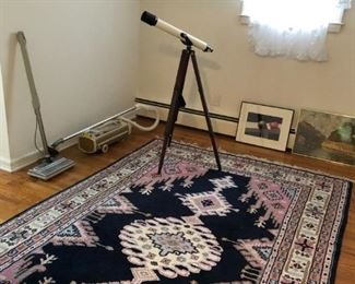 Oriental Carpet, Telescope