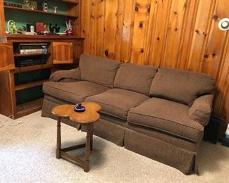 Sofa, Clover Table