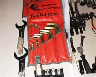Garage:  Snap-on Tools,