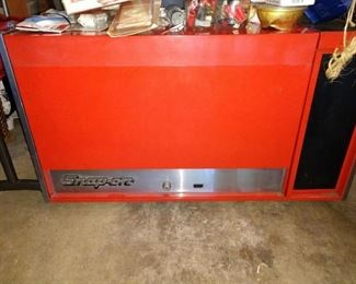 Garage:  Snap On Top Box
