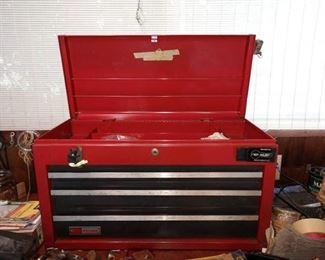 Garage: Craftsman Top Box