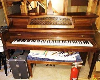 Basement: Kimball Piano