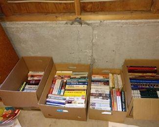 Basement: More Books