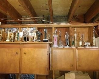 Basement: Bowling Trophy's (Buy 'em and brag to your friends)