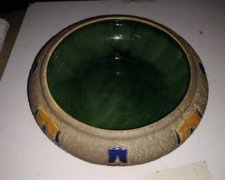 Living Room: Mostique Roseville Bowl